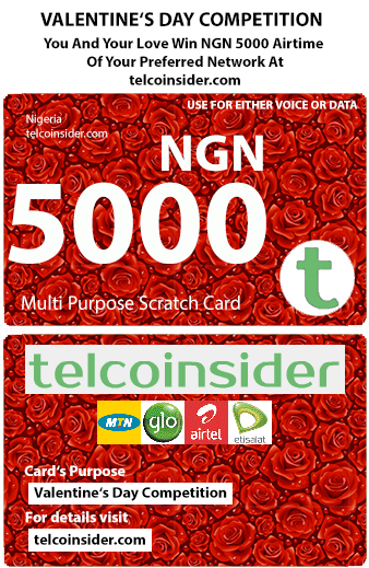 Valentine Special Competition - telcoinsider Scratch Card