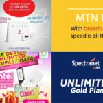 unlimited data plans providers in Nigeria