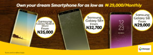 MTN device financing