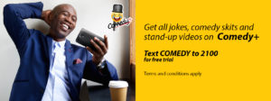 mtn comedy plus value added