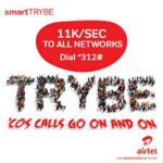 Update on Airtel SmartTRYBE