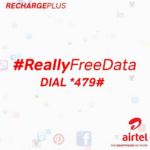 Enjoy Free Data with Airtel Recharge Plus