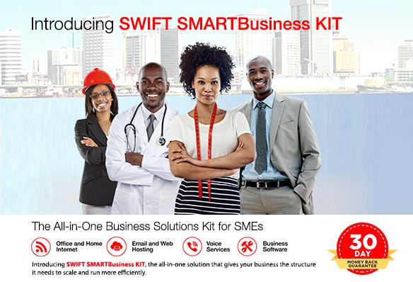 SWIFT SMARTBusiness Kit