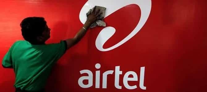 Airtel Logo Clean