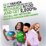Enjoy Topnotch Bonuses on Glo Yakata