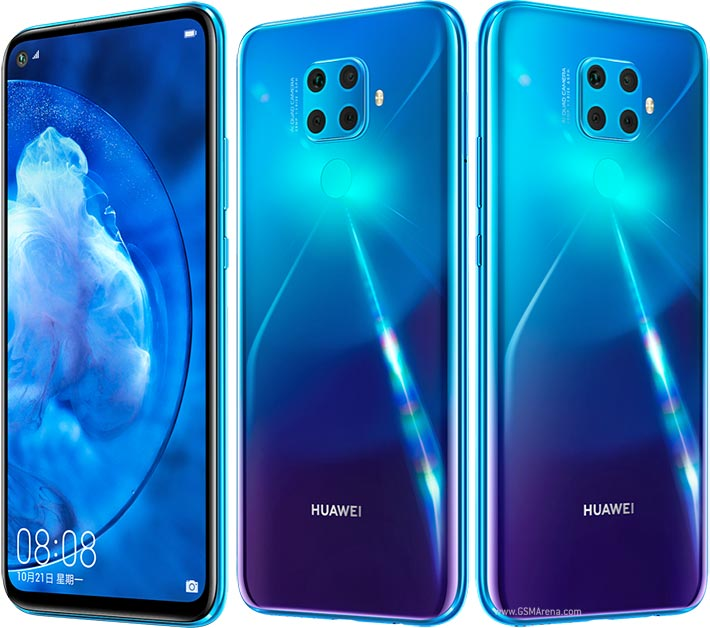 Huawei Nova 5z details
