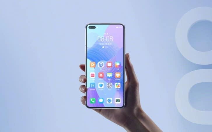 Huawei Nova 6 specifications