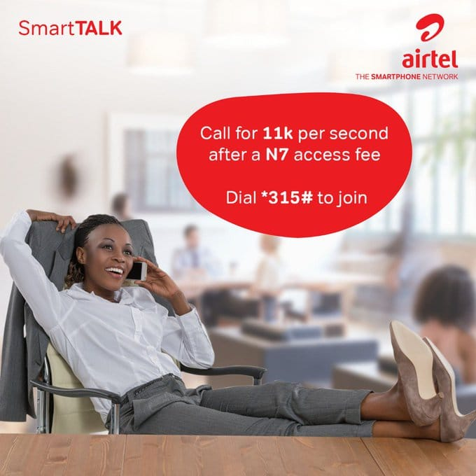 Airtel SmartTalk