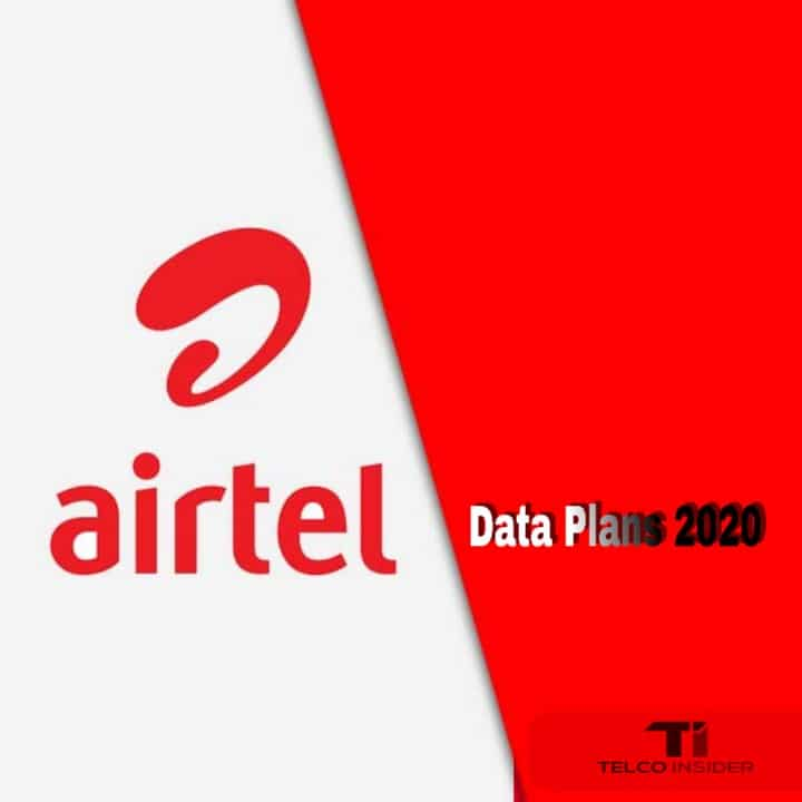 Airtel data plans 2020