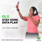Glo Stay Home Data Plan - Enjoy up to 20% more data