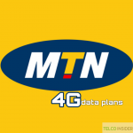 MTN 4G data plans and bundles 2020