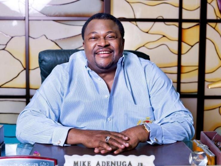 Mike Adenuga, Globacom