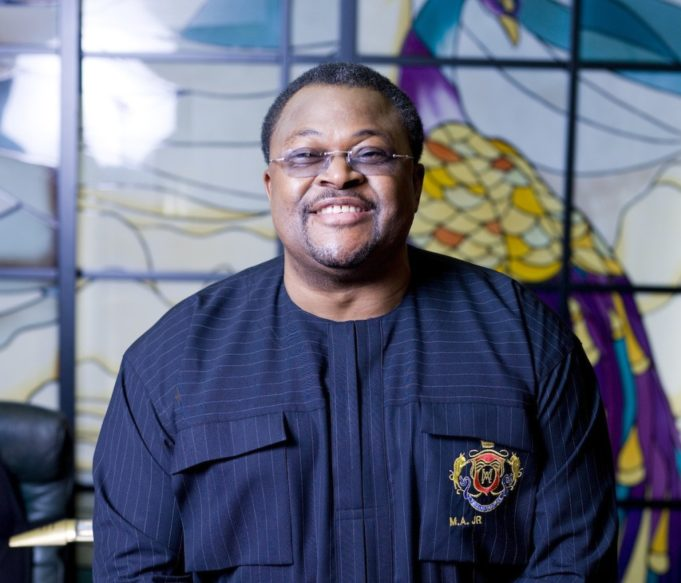 Mike Adenuga networth