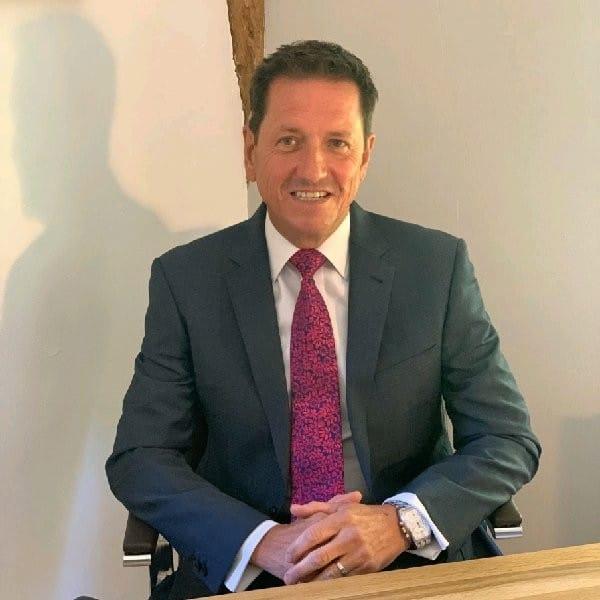 Alan Sinfield CEO