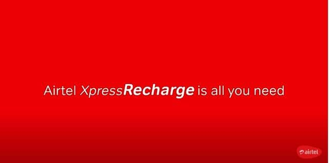 airtel Xpress Recharge