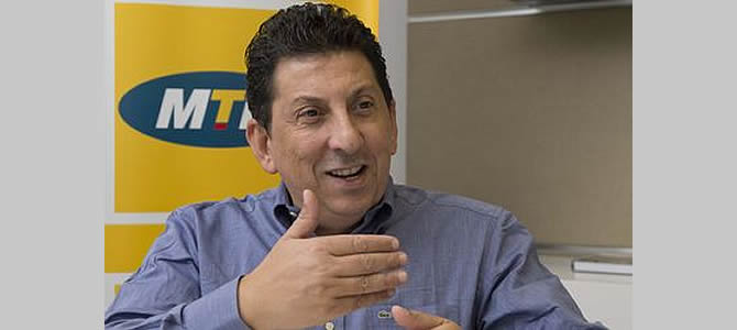CEO at MTN Nigeria until July 2015