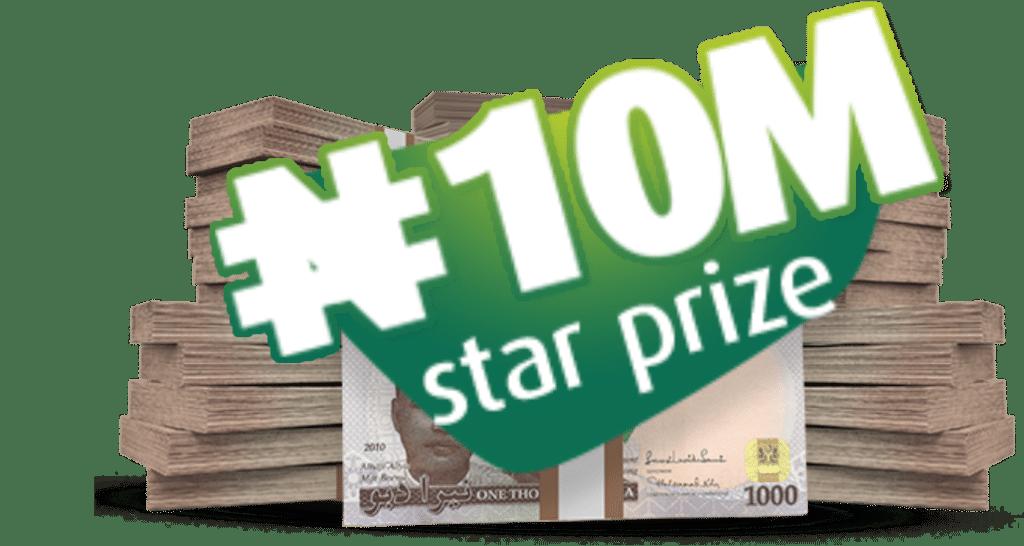 9mobile mega millions grand prize