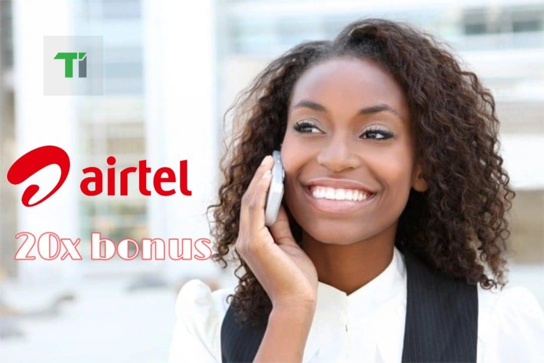 Airtel 20x