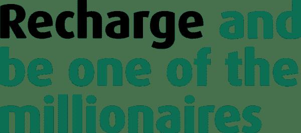 mega millions recharge