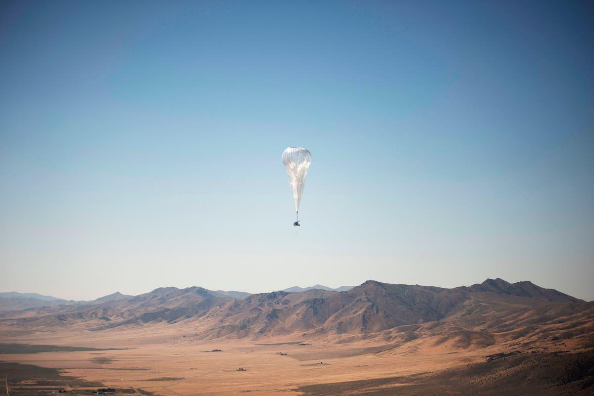 Balloon powered 4G details