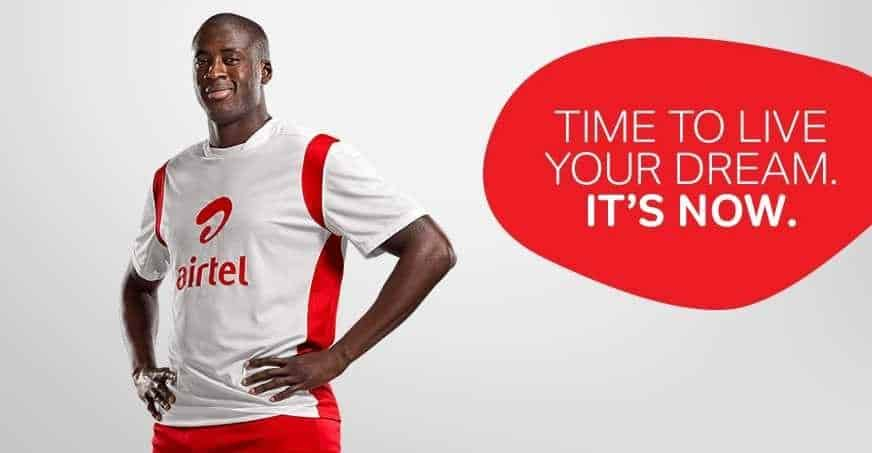Financial statements of telecom operators — Airtel