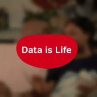 Airtel data is life feature