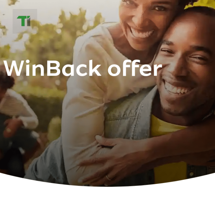 MTN WinBack Recharge Offer