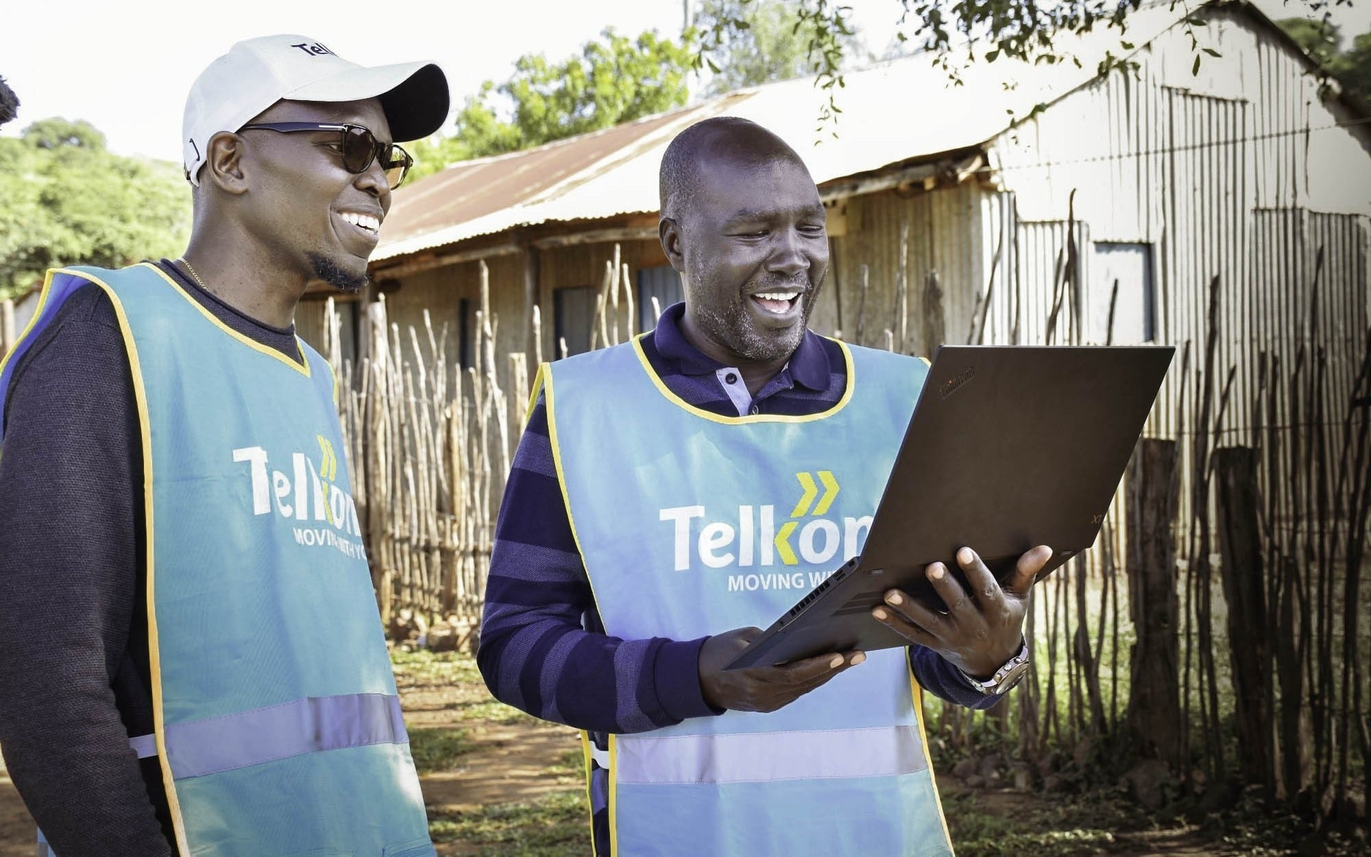 Balloon powered 4G in Kenya