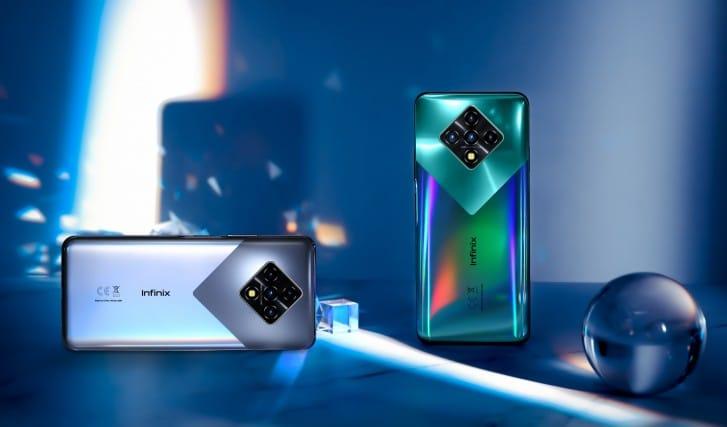 Zero 8 smartphone