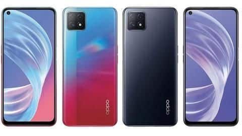 Oppo A73 picture