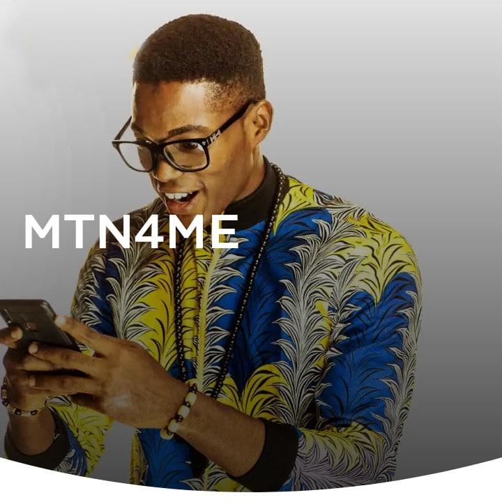 MTN Data4ME — MTN4ME