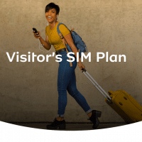 MTN Visitor SIM