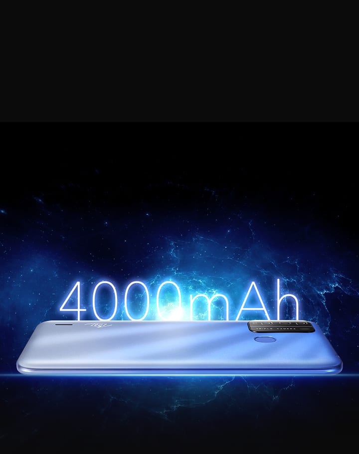Packs 4000mAh battery
