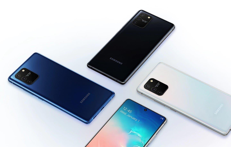sleek smartphone