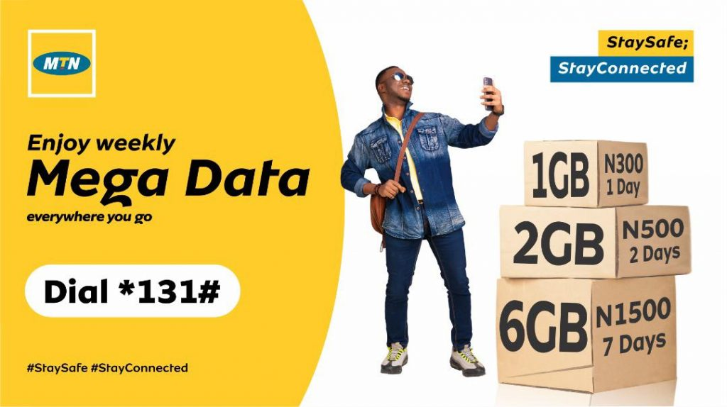 mtn mega data plans