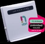 ntel TC X5 router 43k
